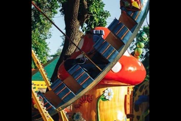 В Самаре сообщили о ЧП в парке Гагарина на детском аттракционе | CityTraffic