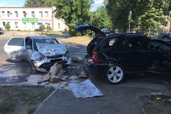 В Тольятти в аварии погиб ребенок | CityTraffic