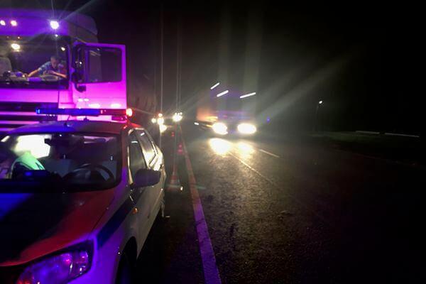 Женщина погибла, девушка идвое детей попали вбольницу врезультате аварии на трассе М‑5 между Тольятти иСызранью