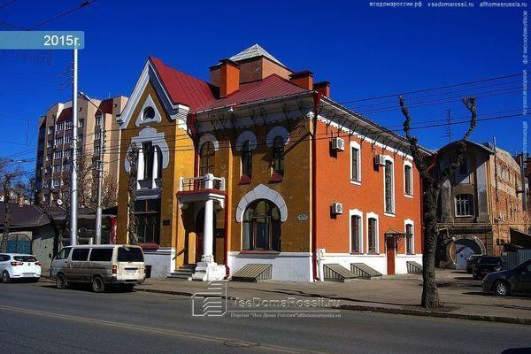 В Самаре на ремонт Дома журналиста выделили 2,9 млн рублей | CityTraffic