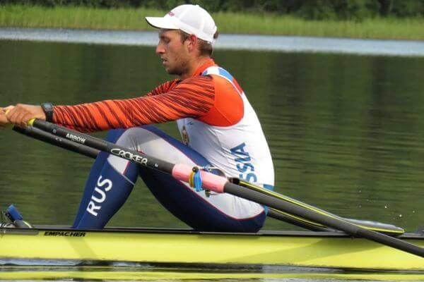 Гребец из Тольятти Александр Вязовкин вышел вфинал Олимпийских игр