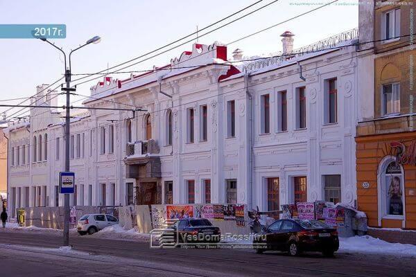 В Самаре Особняк Шихобаловых защитят от вандалов за 1,2 млн рублей | CityTraffic