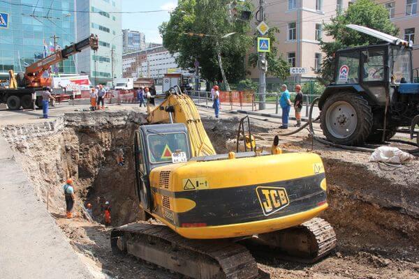 Движение по Волжскому проспекту вСамаре восстановят после 14июля