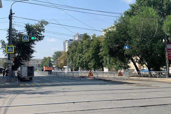 В Самаре до 26 июля временно отменят трамвай №18 | CityTraffic