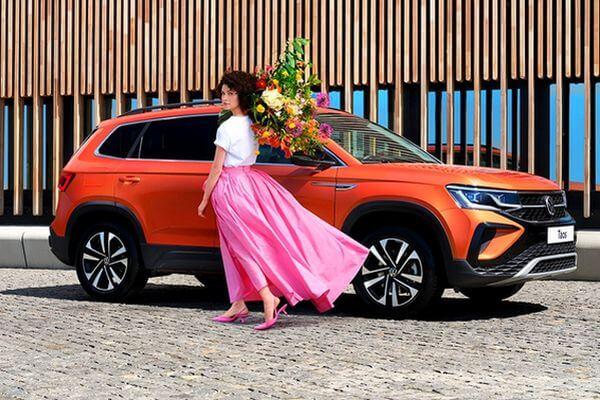 Volkswagen выдал конкурента для Creta и Seltos | CityTraffic