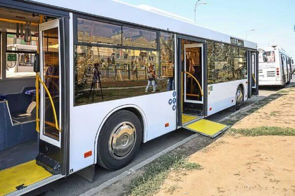 На улицах Самары появились новые автобусы с кондиционерами | CityTraffic