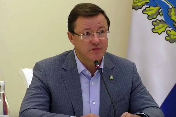 Глава Самарской области дал старт отбору в молодежное правительство региона | CityTraffic