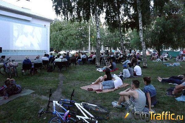 В Тольятти бесплатно покажут 9 фильмов на Фестивале уличного кино | CityTraffic