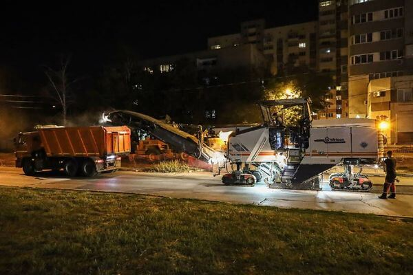 Ремонт улицы Мяги в Самаре обещают завершить к концу августа | CityTraffic