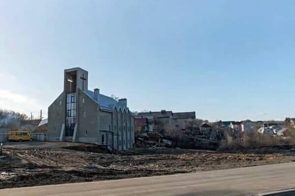 В Самаре снесут католический храм | CityTraffic