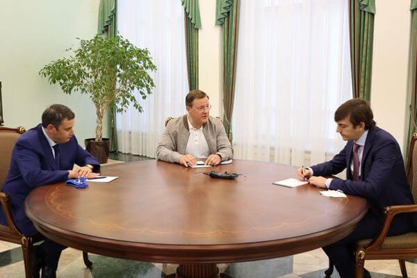 Министерство просвещения РФ поддержит строительство двух школ в Самаре | CityTraffic