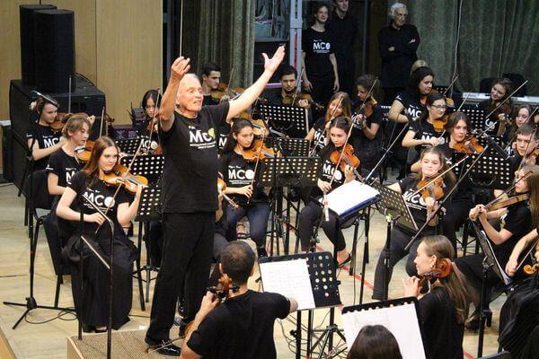 Музыканты МСО Поволжья дадут бесплатный концерт у замка Гарибальди под Тольятти   CityTraffic