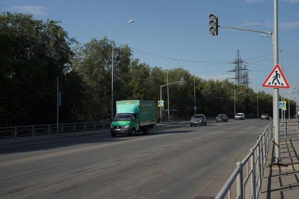 Губернатор Самарской области потребовал от подрядчика сдачи Заводского шоссе кноябрю 2021года
