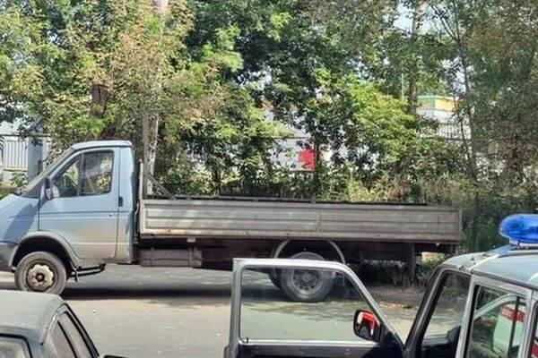 В Самаре вавтомобиле обнаружено 5снарядов