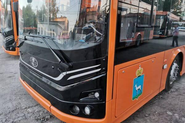 В Самаре до конца августа закрыто движение троллейбусов по участку Московского шоссе   CityTraffic