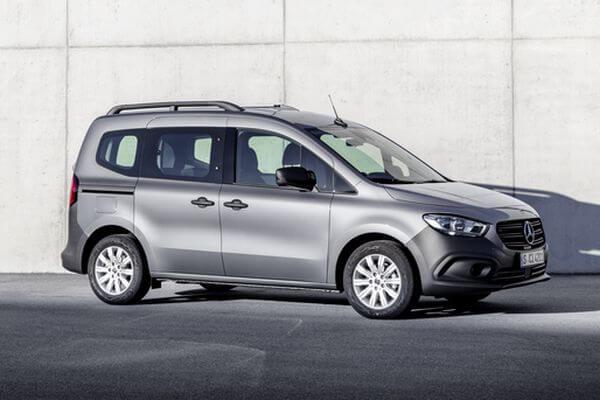 Электрическое будущее от Mercedes наступает стремительно