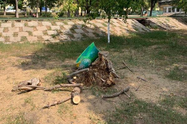 Жители Самары просят демонтировать старые аттракционы в парке Щорса | CityTraffic