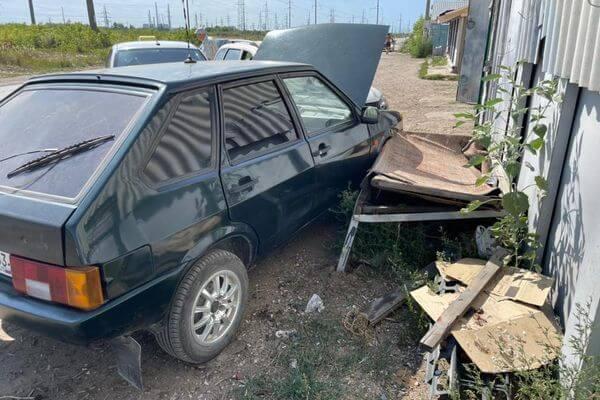 Под Тольятти столкнулись 3 автомобиля | CityTraffic