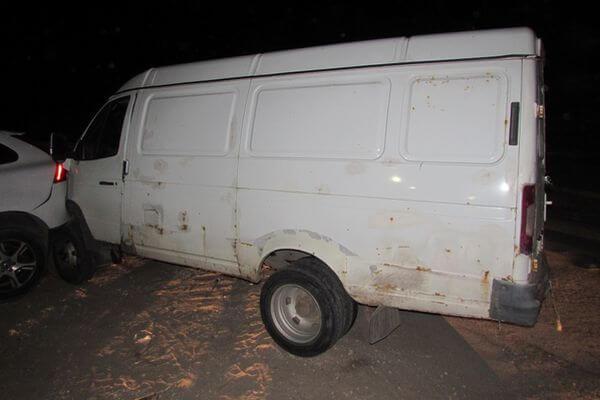 Разнорабочий из Жигулевска угнал ГАЗель и устроил аварию с тремя автомобилями | CityTraffic