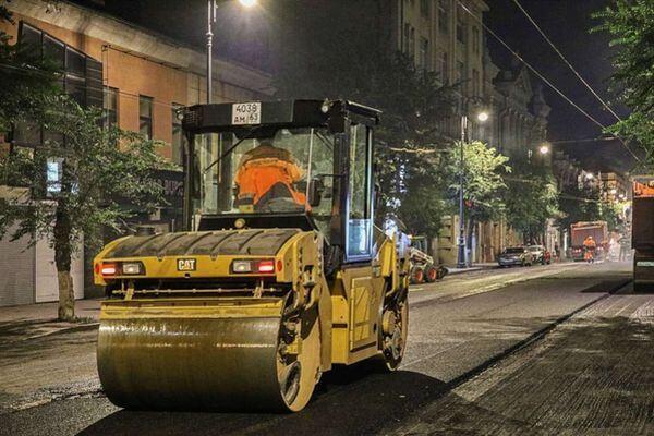 В Самаре обновление улицы Куйбышева завершится до конца лета   CityTraffic