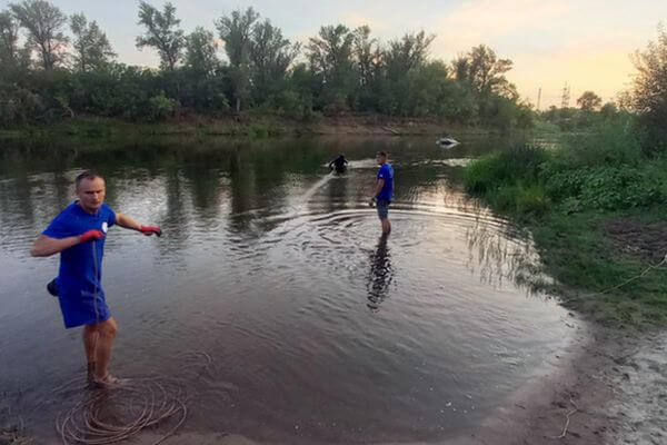 В Самарской области на реке Большой Кинель утонул 18-летний парень | CityTraffic