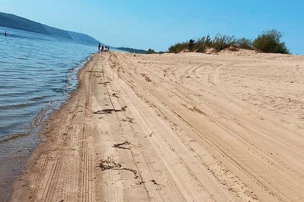 Власти Самарской области контролируют уборку прибрежных террторий | CityTraffic