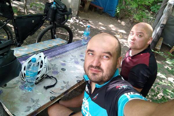 На велосипедах до Сочи махнули двое из Самарской области | CityTraffic