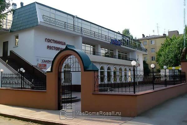 В Самаре легализуют участок под гостиницей на улице Революционной | CityTraffic