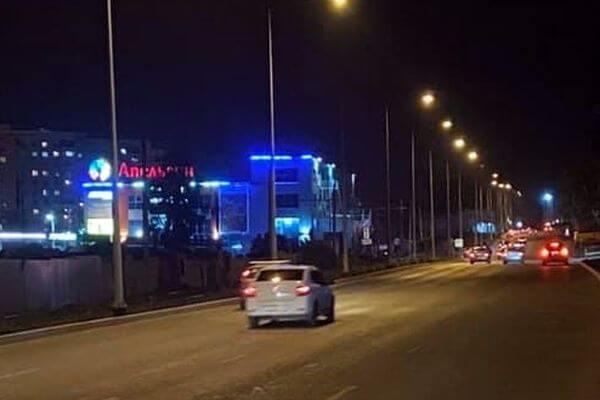 В Самаре на участке Ново-Садовой до Советской Армии раньше срока подключили новое освещение | CityTraffic