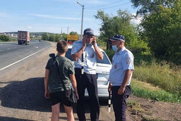 В Самарской области полиция вернула бабушке потерявшегося внука | CityTraffic