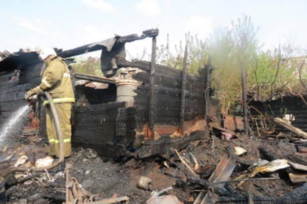 Селянин из Самарской области сжег дачу соседки, чтобы скрыть следы кражи | CityTraffic