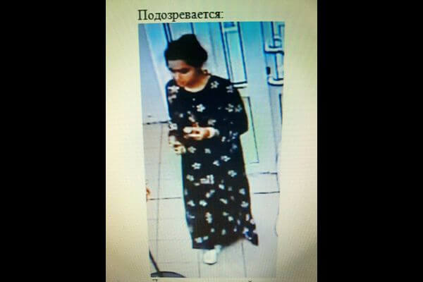 В Тольятти ищут женщину с густыми бровями, которая похитила вещи из чужой сумки в торговом центре | CityTraffic