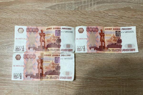 В Тольятти задержан житель Самары с фальшивыми купюрами   CityTraffic