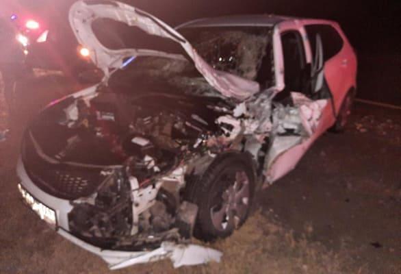 Двое взрослых и 10-летняя девочка пострадали в ДТП на трассе М-5 в Самарской области | CityTraffic