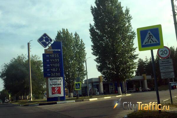 В Тольятти солярка стоит 50, а газ почти 33 рубля | CityTraffic
