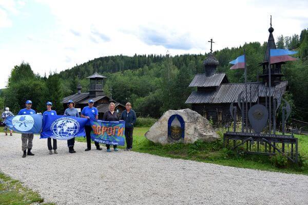 В древнюю столицу Сибири доехали машины из Тольятти | CityTraffic
