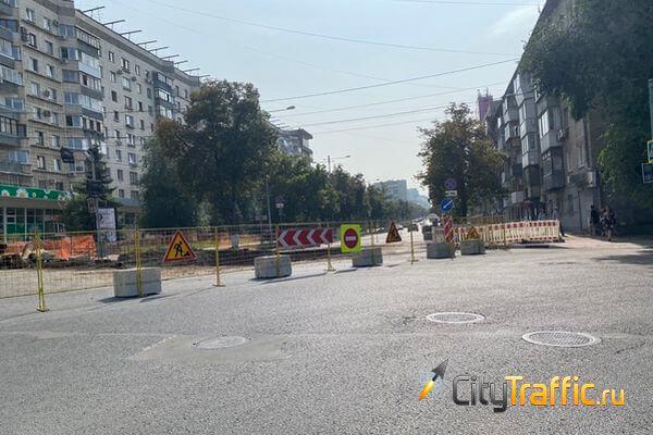 В Самаре ограничение движения по улице Молодогвардейской продлили до 23 августа | CityTraffic