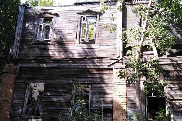 В Самаре отменили снос четырех домов висторической части города