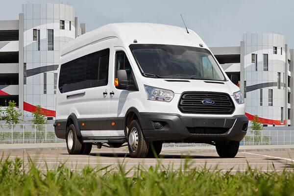 Пока АВТОВАЗ в простое, заработал Ford   CityTraffic