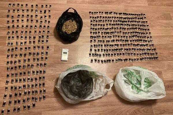 В Самаре задержан мигрант с 2,6 кг героина   CityTraffic