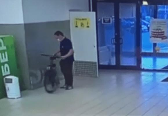 Подозреваемого в краже велосипеда разыскивают в Тольятти | CityTraffic