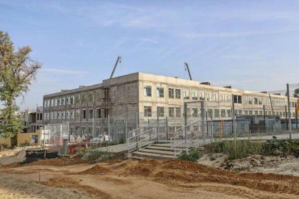 На строительство второго корпуса школы на Пятой просеке в Самаре потратят 855 млн рублей | CityTraffic