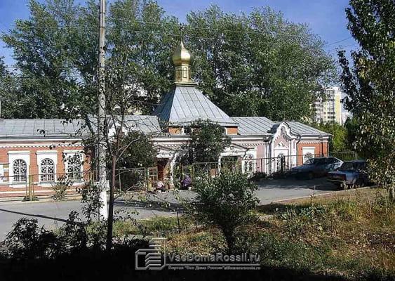 В Самаре поддержали строительство храма на улице Ново-Вокзальной   CityTraffic