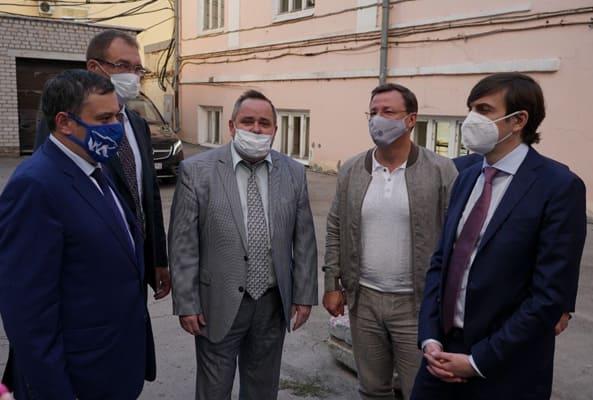 Министр просвещения РФ заявил о готовности выделить средства на реставрацию старого корпуса педуниверситета в Самаре | CityTraffic