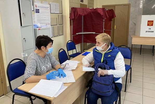 В Самарской области 18 сентября открылись избирательные участки | CityTraffic