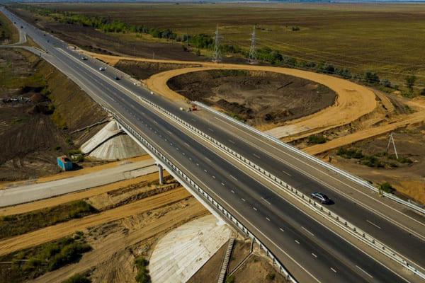 Участок реконструируемой автодороги «Тольятти – Ягодное» готов на 80% | CityTraffic