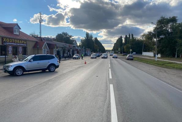 В Самарской области водитель без прав на BMW X3 сбил пенсионерку | CityTraffic