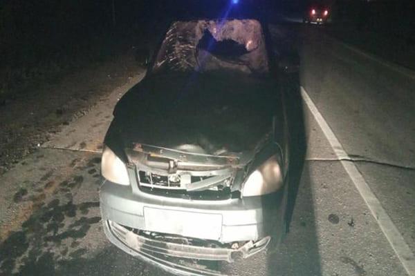 Водитель «Приоры» насмерть сбил пешехода в Самарской области | CityTraffic