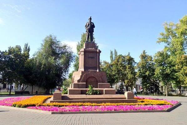 В Самаре памятник Ленину взяли под охрану вместе с постаментом бывшего памятника Александру II | CityTraffic