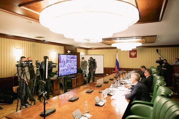 В регионах РФ начинается реализация масштабных инфраструктурных проектов   CityTraffic